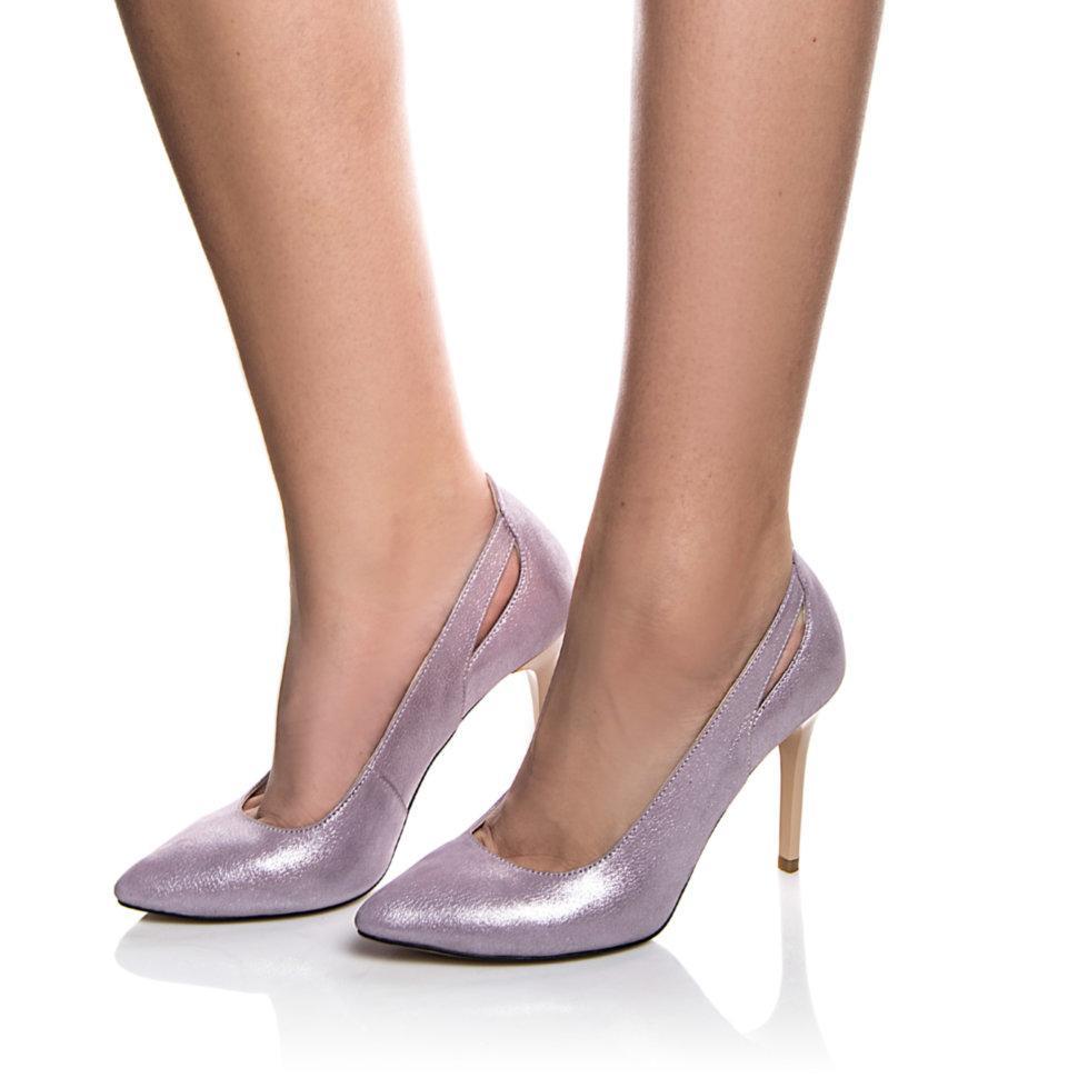 Туфли Rivadi 2206 36(23,5см ) Сиреневый блеск