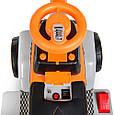 *Трактор - електромобіль (каталка - толокар) арт. 4144-7, фото 5
