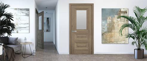 Двери Новый Стиль серии Прованс
