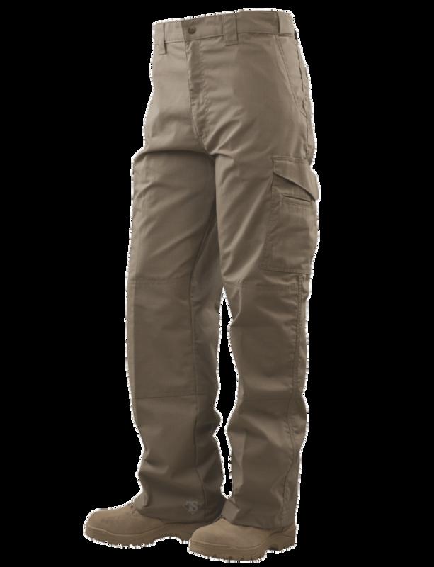 Тактичні штани Tru-Spec MEN'S 24-7 SERIES® 3464 TACTICAL BOOT CUT TROUSERS 36/30, Чорний