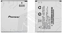 Батарея (акб, аккумулятор) B200 для Prestigio MultiPhone 5044 Duo / PAP5044 (2000mAh) оригинал