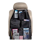 Органайзер Auto Seat Organizer для авто кресла Черный (n-606), фото 2