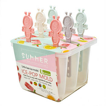 Форма для мороженого STENSON 6 шт 15 см (C39715)
