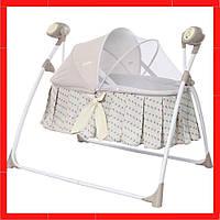 Люлька-качели Люлька для сна новорожденной девочки