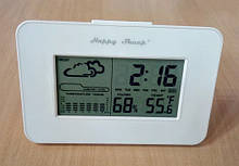 Часы-метеостанция Happy Sheep E0303W, , ,