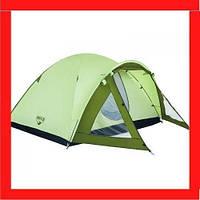 Большая семейная палатка для ночлега с москиткой Четырехместная палатка для активного отдыха