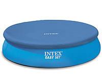 Чехол Intex интекс 28020 для наливного круглого бассейна 244 см, Чохол Intex інтекс 28020 для наливної круглого басейну 244 см