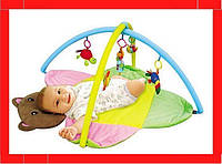 Мягкий развивающий коврик Игровой коврик для младенца