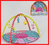 Развивающий коврик для младенцев Игровой коврик для новорожденной девочки