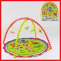 Развивающий игровой коврик для младенцев Розвиваючий дитячий килимок для дитини від 0 міс