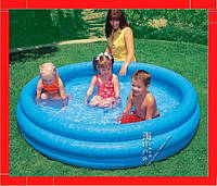 Детский надувной бассейн «Синий кристалл» Надувной бассейн для малышей Детский бассейн Бассейн для детей