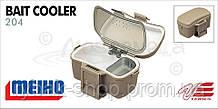 Коробка Meiho Bait Cooler холодильник с охлаждающим вкладышем. (Япония)