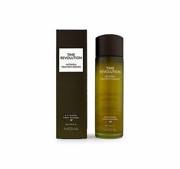 Missha Time Revolution Artemisia Treatment Essence Лечебная эссенция с экстрактом полыни