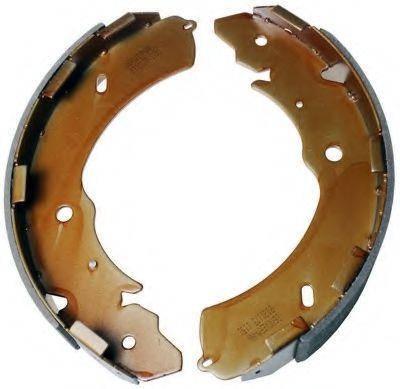 Тормозные колодки барабанные