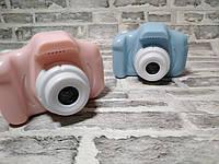 Детская Фотокамера Детский фотоаппарат GM14 c 2.0″ дисплеем и с функцией видео Синий Розовый