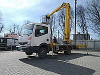 Услуги автовышки 24 метра
