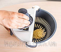 Мультислайсер терка овощерезка Basket Vegetable Cutter, фото 3