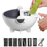Мультислайсер терка овощерезка Basket Vegetable Cutter, фото 6