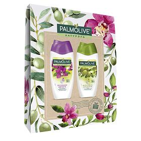 Подарочный набор Palmolive Натурель «Роскошная мягкость» палмолив