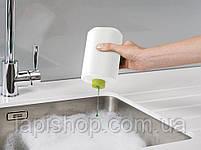 Органайзер для раковины с дозатором для мыла SINK BASE PLUS 3 в 1, фото 3