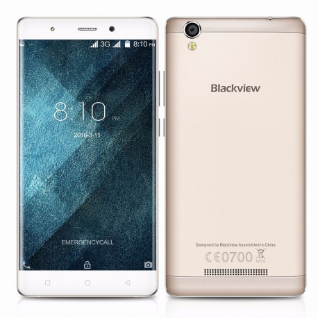 Blackview A8 1/8GB Gold Grade B1 Б/У