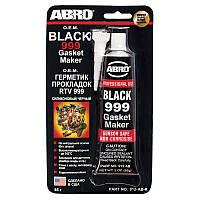 Герметик ABRO черный 999 85г