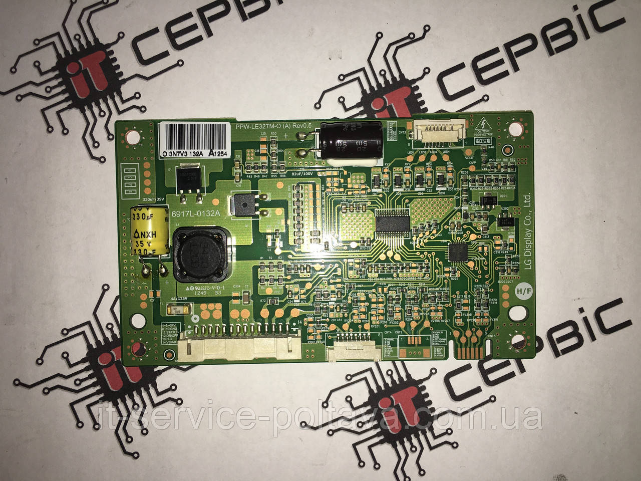 Інвертор 6917L-0132A PPW-LE32TM-O для телевізора LG 32LA660V