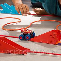 Монстр трек Trix Trux Трасса 2 машинки в комплекте МОНСТР ТРАКИ, фото 4
