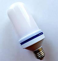Лампа с эффектом пламени огня LED Flame Bulb А+E27, фото 5