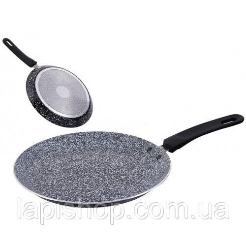 Сковорода блинная UNIQUE UN-5401-20 гранитное покрытие