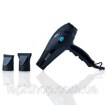 Фен Mozer MZ-3100 Мощность 6000W 3 температурных режима  2 скоростных режима