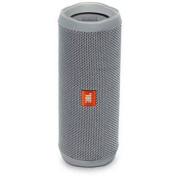 JBL Flip 4 Waterproof Portable Bluetooth Speaker Gray (Refurbished) Grade A1 Б/У