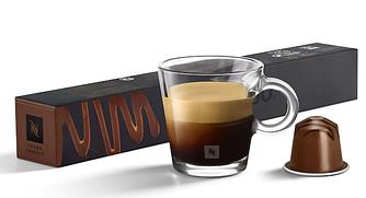 Кофев капсулахNespresso Cocoa Truffle 6 тубус, Швейцария Неспрессо