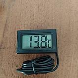 Термометр TPM-10 с выносным датчиком температуры, фото 2
