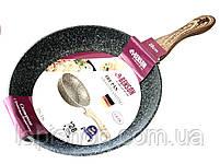 Сковорода Benson BN-536 с гранитным покрытием 28 см, фото 2