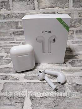 Наушники беспроводные Bluetooth i8 mini