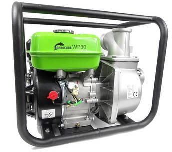 Мотопомпа бензиновая BARRACUDA WP30 гарантия 12 месяцев