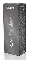 Краска для бровей и ресниц Estel Professional Only Looks графит 604