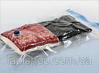Вакуумный пакет для одежды 70х100 см, фото 5