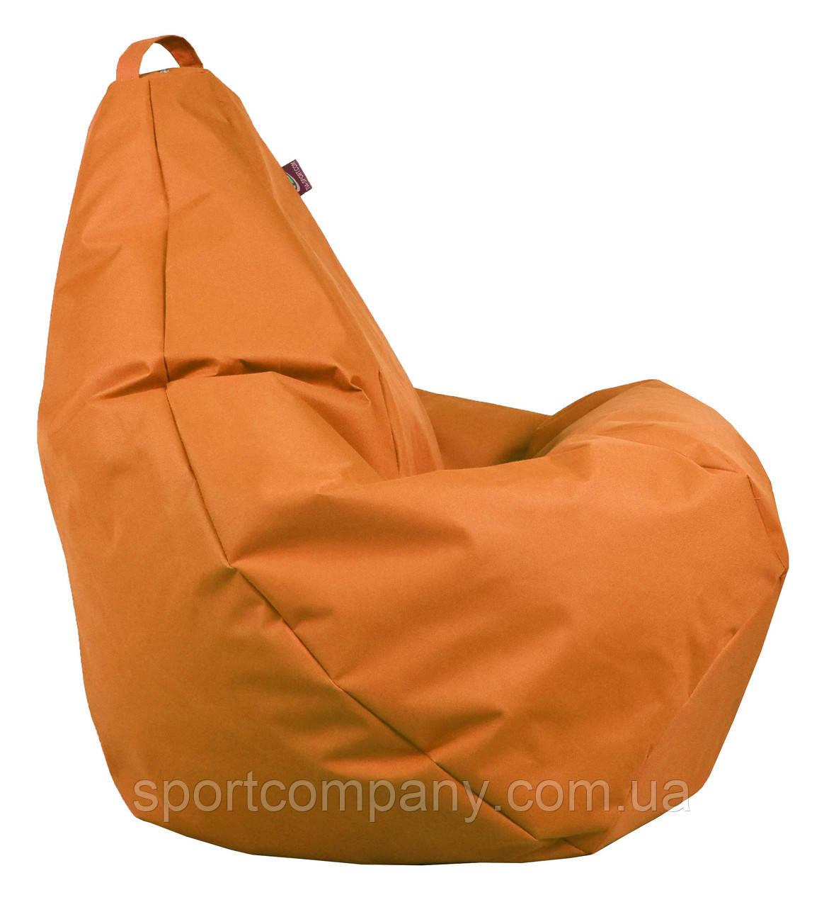 Кресло груша Оксфорд Оранж TIA-SPORT