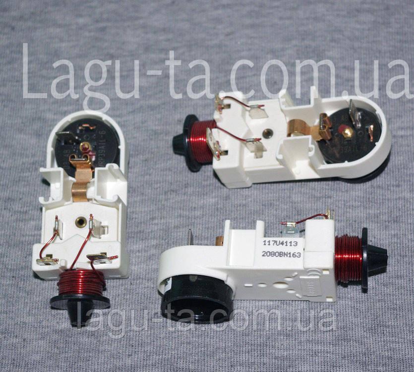 Реле пусковое компрессора Danfoss 117U4113 оригинал