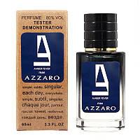 Tester UAE мужской AZZARO Amber Fever 60 мл