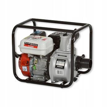 Мотопомпа бензиновая KRAFT and DELE CX270 гарантия 12 месяцев