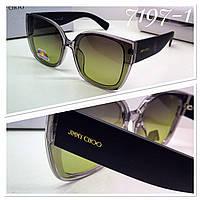Стильные очки Jummy Choo с поляризацией