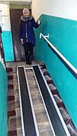Откидной пандус (производим установку в любом городе) Это идеальный вариант для установки в подъездах