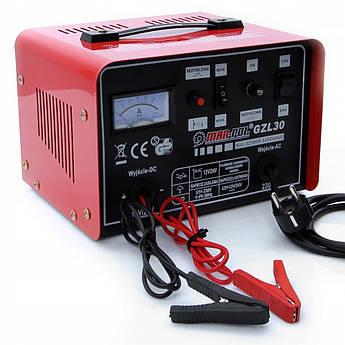 Пуско зарядное устройство MAR-POL GZL30 12V/24V гарантия 12 месяцев