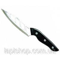 Кухонный нож Аero Knife Нож для нарезки с зубчиками аэродинамический, фото 3