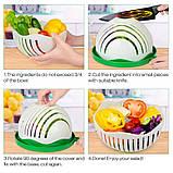 Овощерезка Salad Cutter Bowl, фото 8