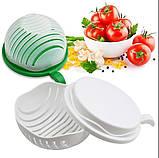 Овощерезка Salad Cutter Bowl, фото 9