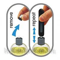 Флакон емкость атомайзер для духов (красный, синий, золотой, розовый, черный), фото 5